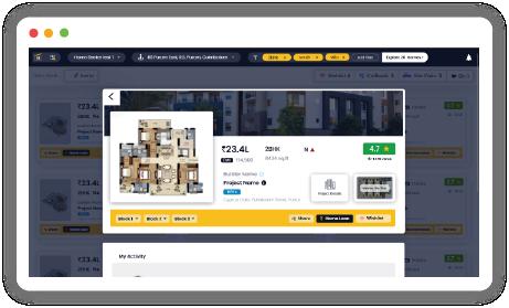 Auto generate unit home web pages