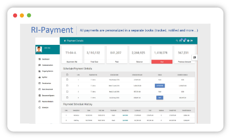 Property e-documents all in one place